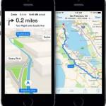 iOS GPS マップ