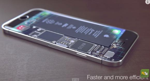 iPhone 7 コンセプトビデオ
