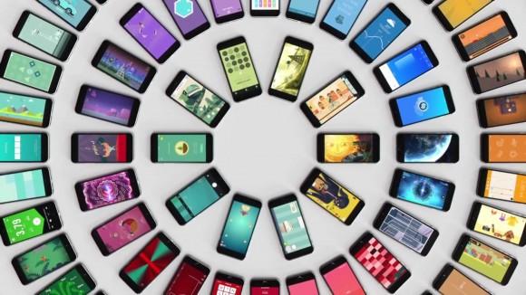 Apple CM Amazing Apps