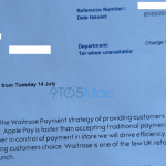 Apple Pay イギリス