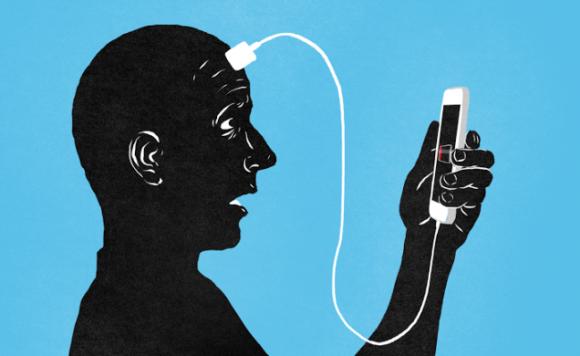 iphone 脳 充電