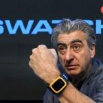 swatch apple watch 非難