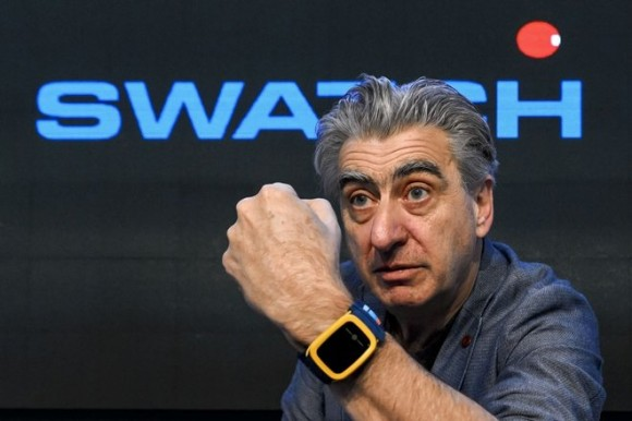 swatch apple watch 非難