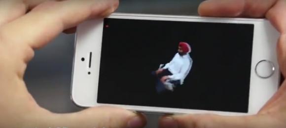 マイクロソフト 3Dスキャナー iphone