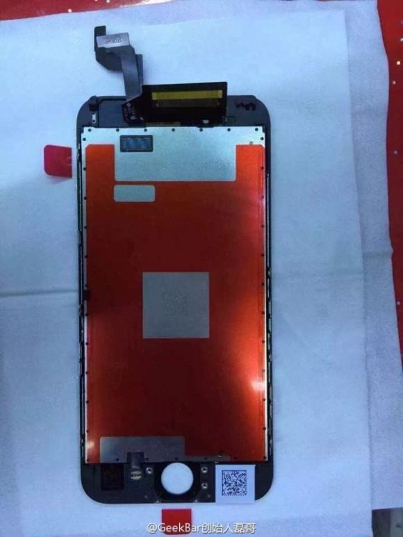 iPhone6s用フロントパネル画像