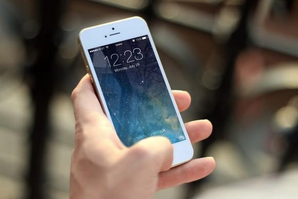 スマートフォン フリー素材