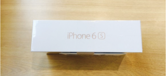 iPhone6s 正面box