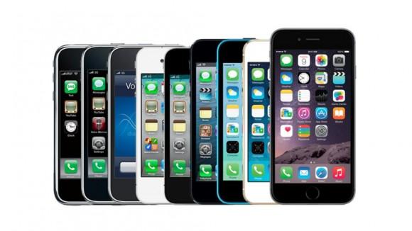 iphone 歴代