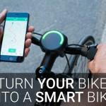 自転車 スマートデバイス