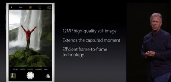 Apple iPhone6s Live Photos