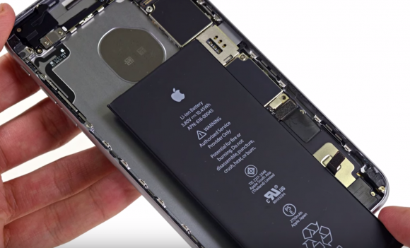 iPhone6s iFixit