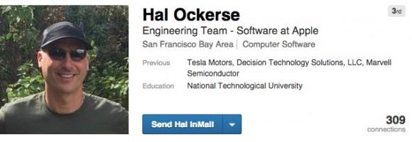 Hal Ockerse氏