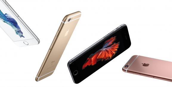 iPhone6s 予約 Apple