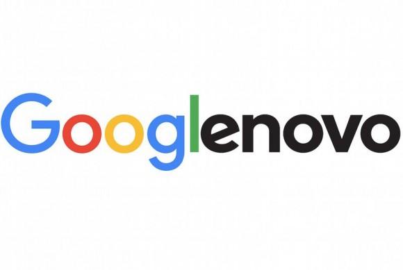 lenovo グーグル ロゴ