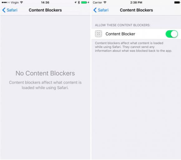 iOS9 コンテンツブロック