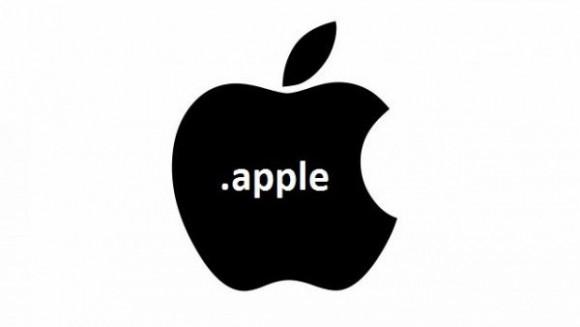 apple ドメイン 変更 com