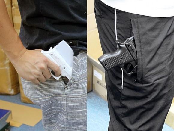 iphone6 銃 ケース