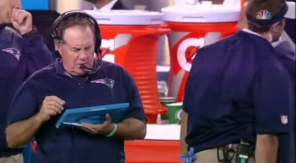 NFL Microsoft Surface