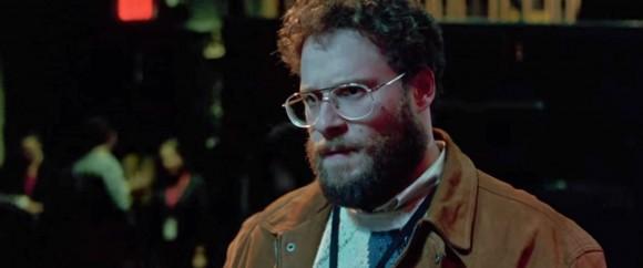 映画の中でウォズニアック氏を演じるセス・ローゲン氏