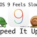 iOS9を高速化