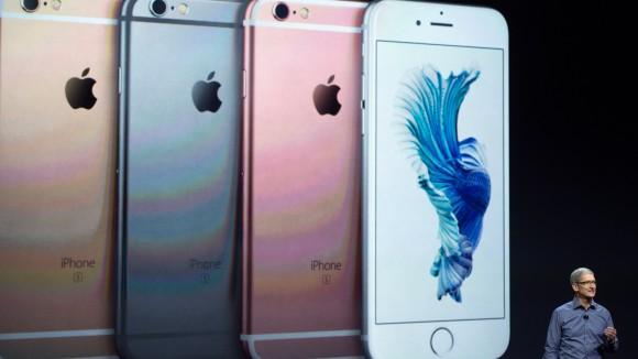 iphone6s 売上