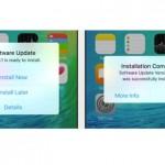 iOS9.1 アップデート