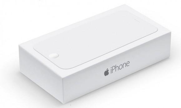 iphone6 パッケージ リニューアル