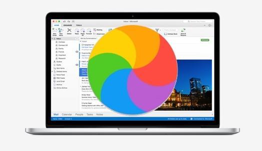 マイクロソフト Mac