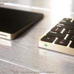 Mac ゴールド コンセプトデザイン