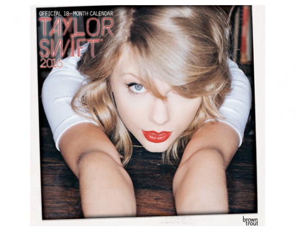 Amazon_co_jp:_Taylor_Swift_Official_2016_Calendar__Browntrout_Publishers__洋書