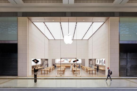 Apple Store アブダビ店
