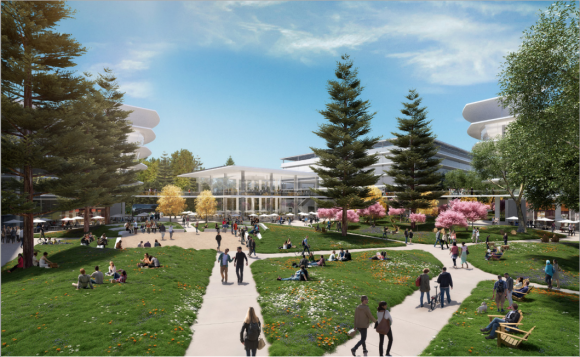 Apple_Sunnyvale_campus_4