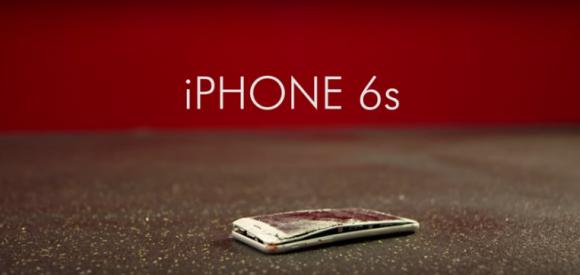 apple iphone6s 破壊 ルーク・ロックホールド