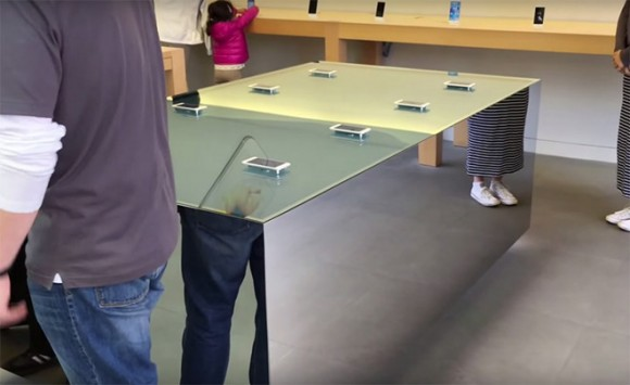 3D Touch Table