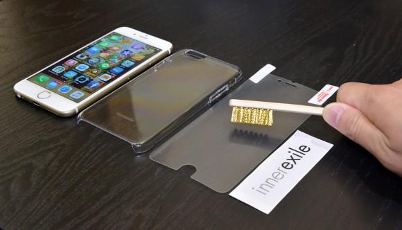 ca5687d21e 動画あり】iPhoneについた傷を1秒で自己修復!驚愕の保護フィルムが登場 ...