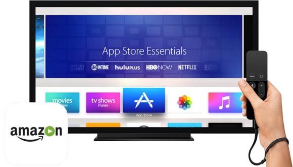 Amazon Apple TV