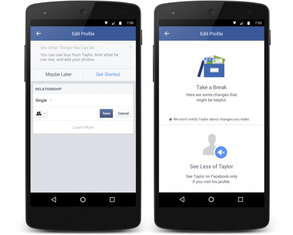 Facebook 別れ ツール