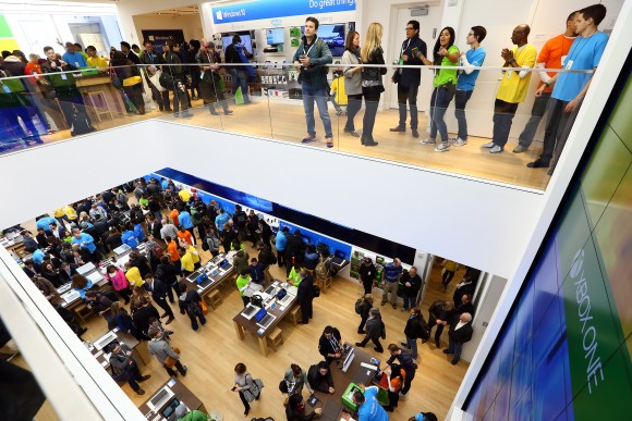Microsoft Store Event