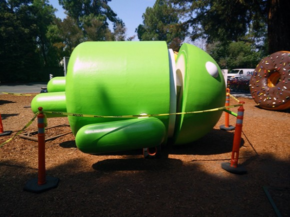 android アプリ バッテリー
