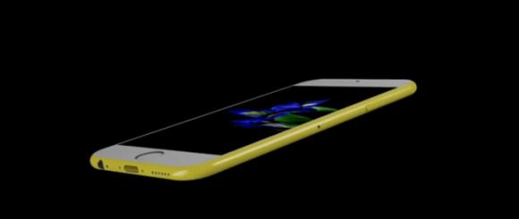 iphone6c コンセプト