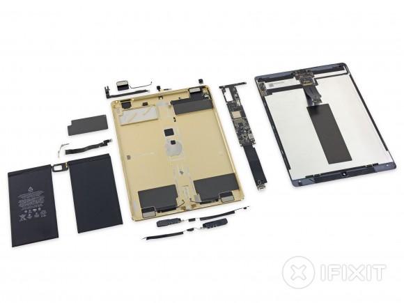 iPad Pro 分解 iFixit
