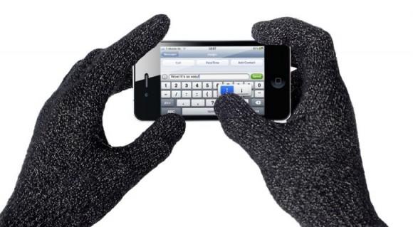 iphone 手袋