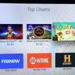 Apple TV App Store ランキング