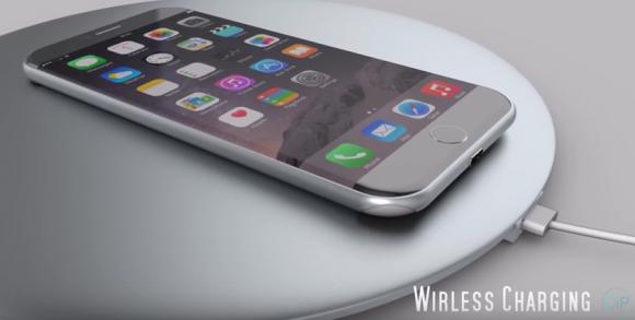 ワイヤレス充電 iphone7