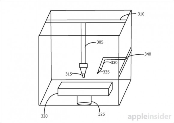 apple 3d printer