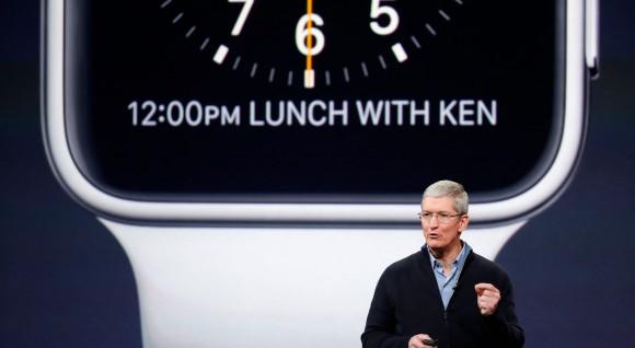 AppleWatchイベント?