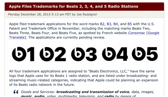Apple Beats1