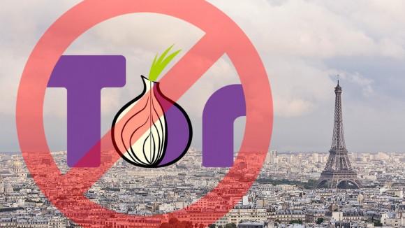 Tor wifi フランス 規制