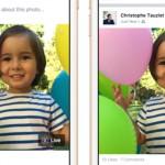 iPhone6s Live Photos Facebook