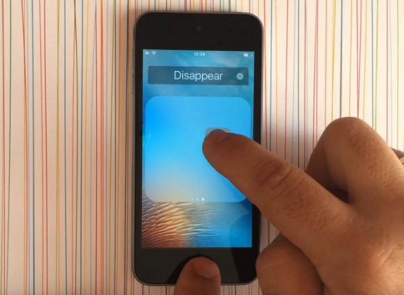Apple デフォルトアプリ 非表示